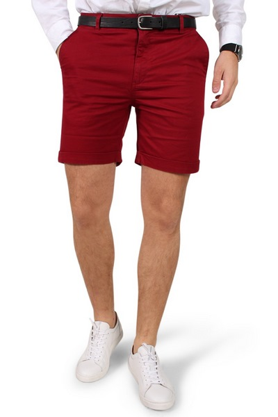Suit Frank Shorts 7061 Dark Red