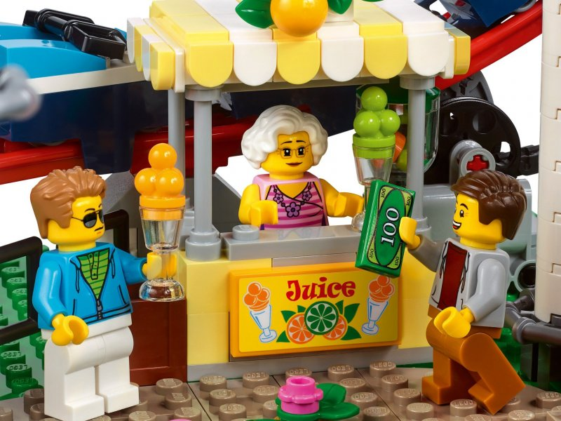 Lego Creator - Rutsjebane - 10161