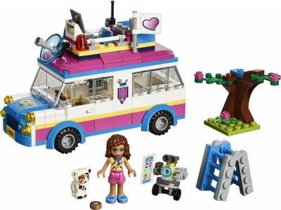 Lego Friends - Olivias Missionskøretøj - 41329