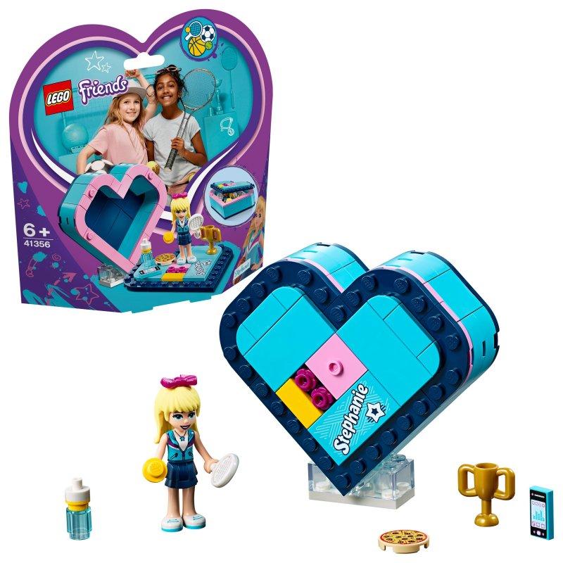 Lego Friends - Stephanies Hjerteæske - 41356