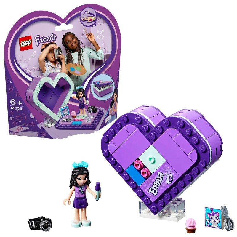 Lego Friends - Emmas Hjerteæske - 41355