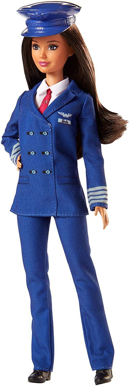 Barbie - Career Doll - Pilot - Fjb10