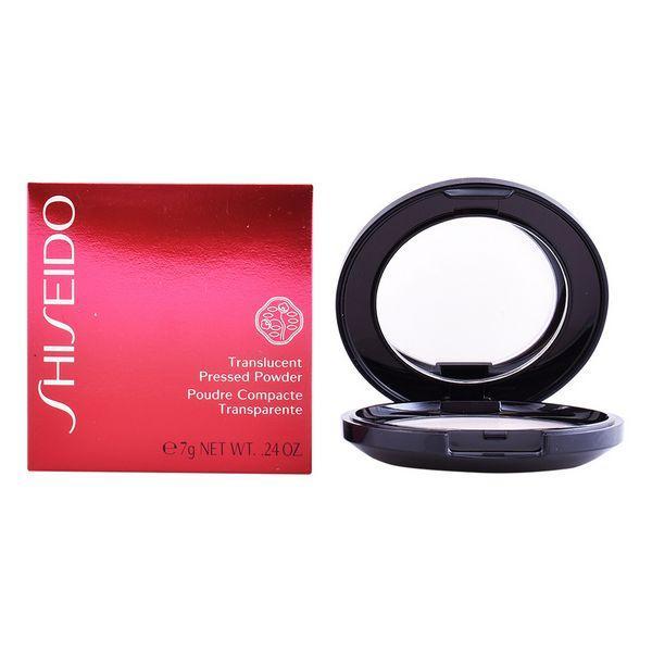 Makeup Tilpasning Puddere Translucent Shiseido (7 g)
