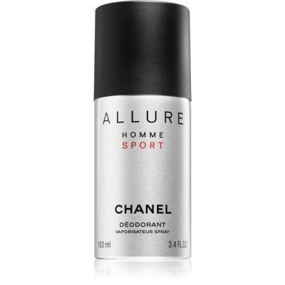 Chanel - Deodrant Spray Til Mænd - Allure Homme Sport 100 Ml