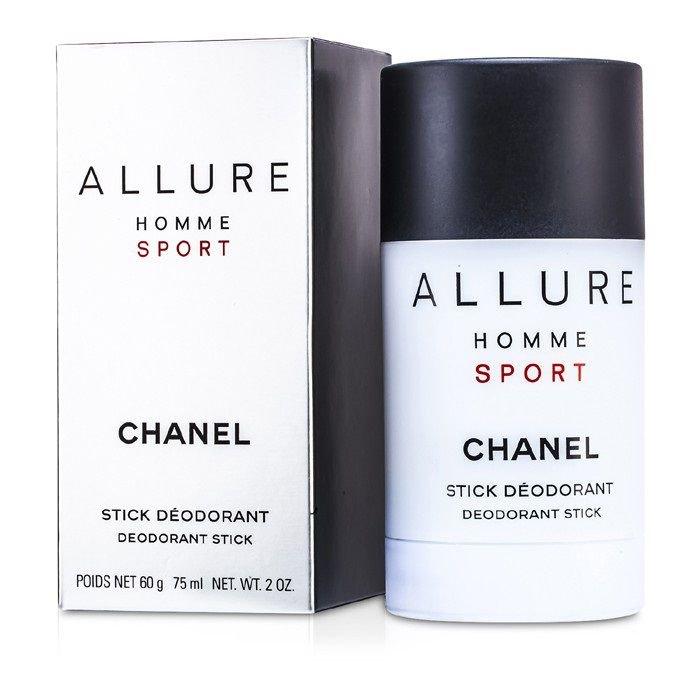 Chanel - Deo Stick Til Mænd - Allure Homme Sport 75 Ml