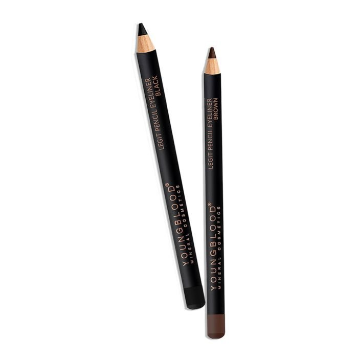 Youngblood - Legit Pencil Eyeliner - Brun