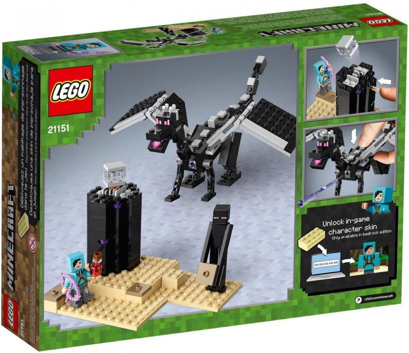 Lego Minecraft - Ender-Slaget - 21151