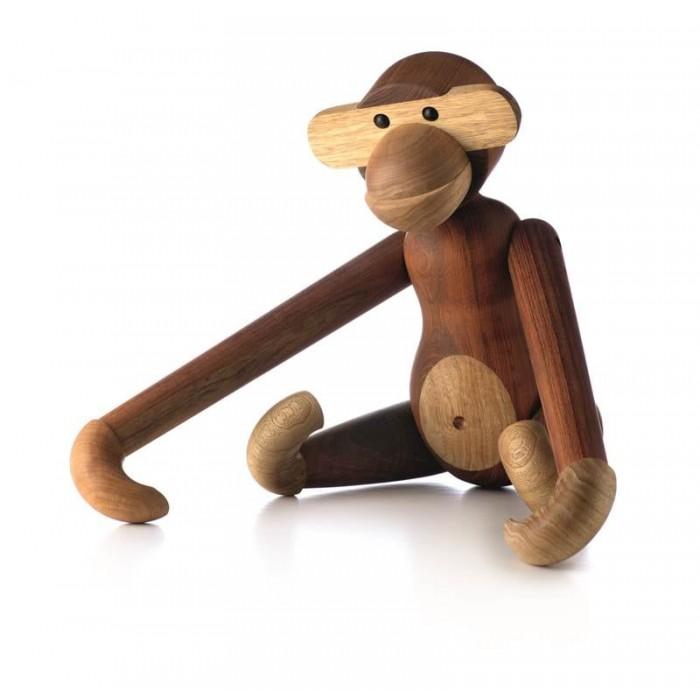 Kay bojesen abe stor teak (h46xb45xd14 cm)