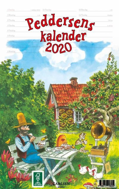 Peddersens Kalender 2020
