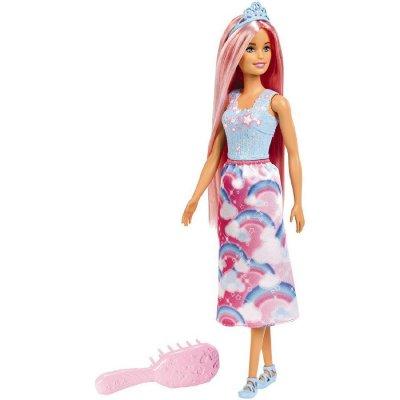 Barbie Dreamtopia Dukke - Regnbue Tøjsæt
