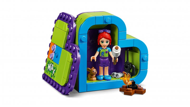 Lego Friends - Mias Hjerteæske - 41358
