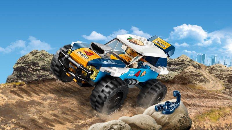 Lego City - Ørken-Rallybil - 60218