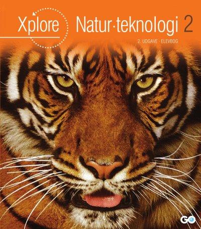 Xplore Natur/Teknologi - Anette Gjervig: Sund Mad - Bog