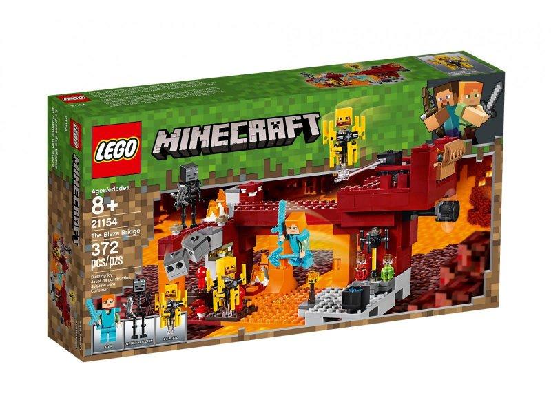 Lego Minecraft - Blaze-Broen - 21154