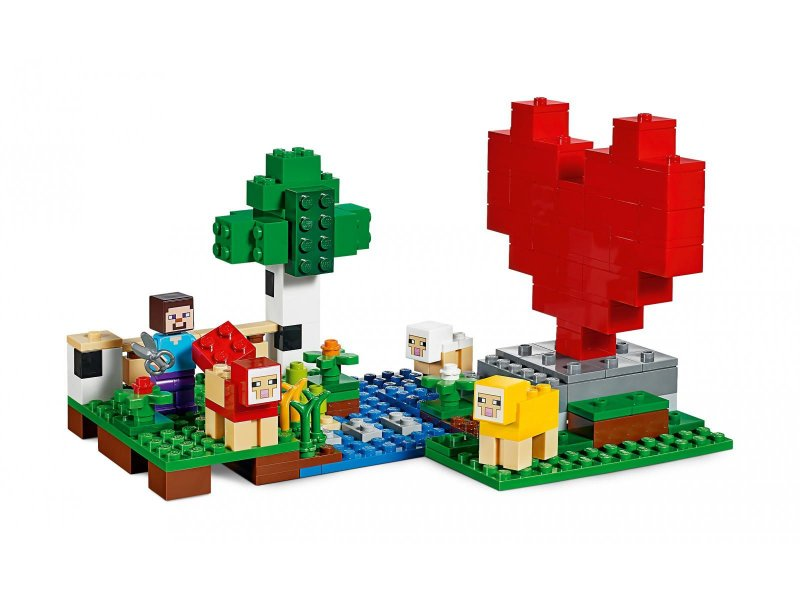 Lego Minecraft - Uldfarmen - 21153