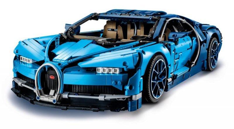 Lego Technic Bil - Bugatti Chiron