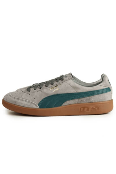 Puma Madrid 2L Agave Green-Deep Teal-Gold
