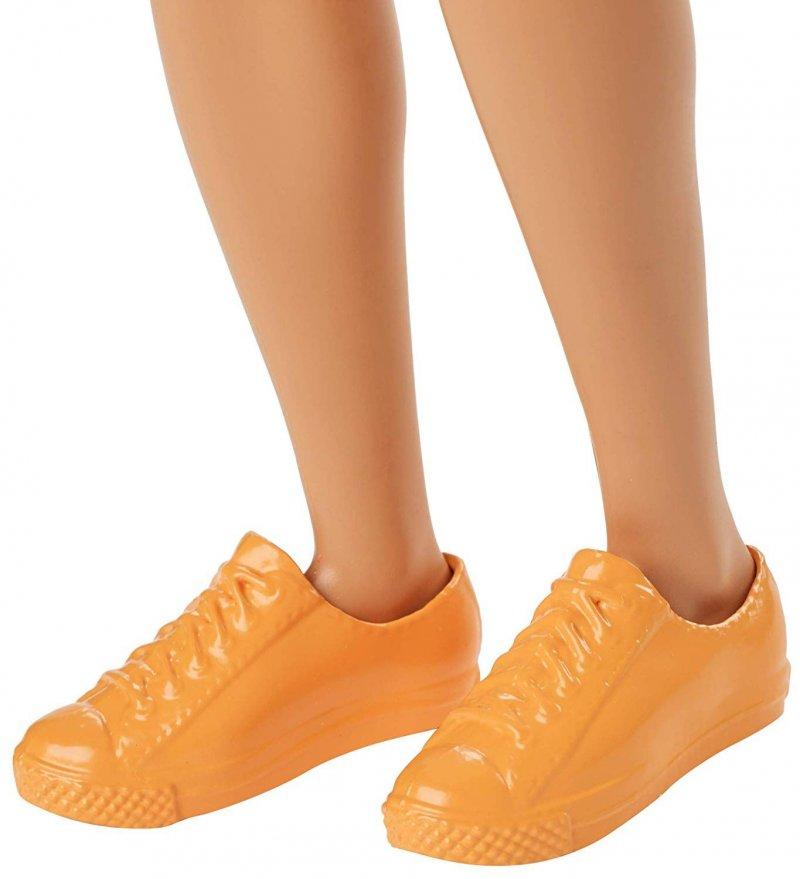 Barbie - Fashionista Dukke - Ken - Shorts Og Polo Shirt - Lyst Kort Hår