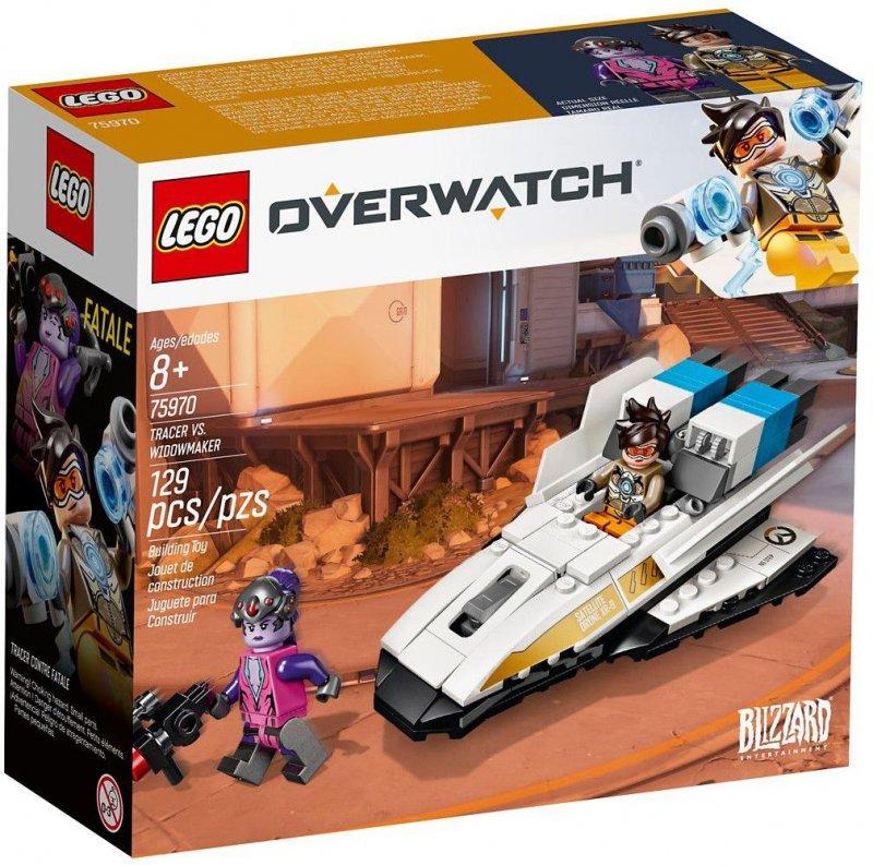 Lego Overwatch - Tracer Vs. Widowmaker - 75970