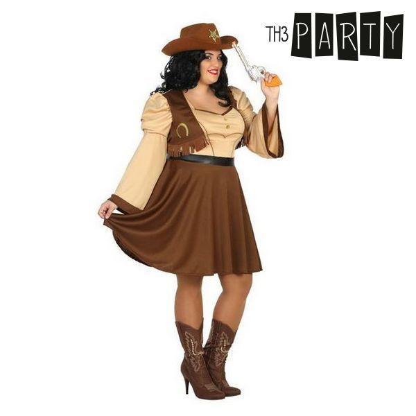 Kostume til voksne Cowboy kvinde