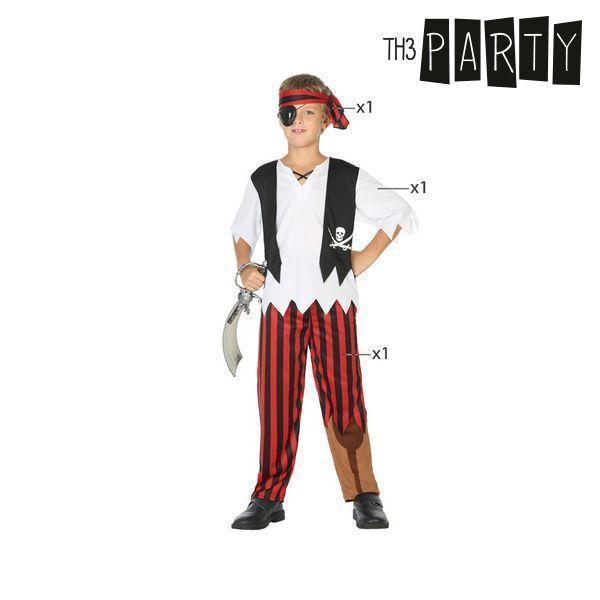 Kostume til børn Pirat