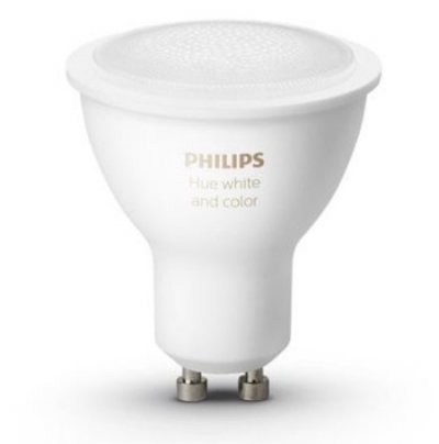 Philips Hue - Gu10 2-Pack Bt - Color Ambiance