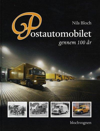 Postautomobilet Gennem 100 År - Nils Bloch - Bog