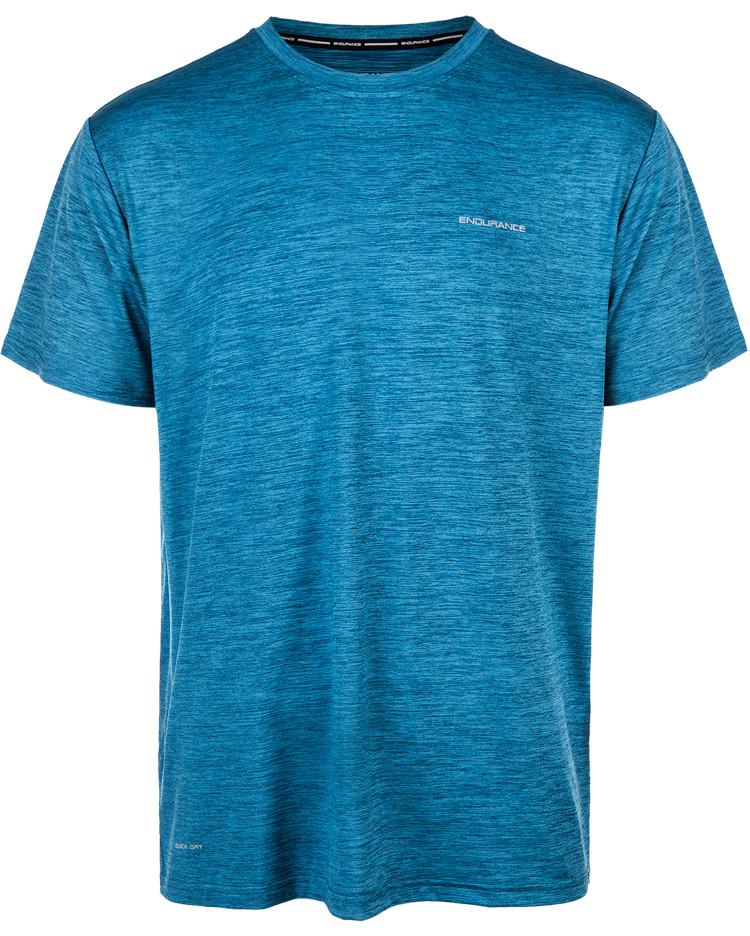 Endurance Mell Melange T-shirt Herre