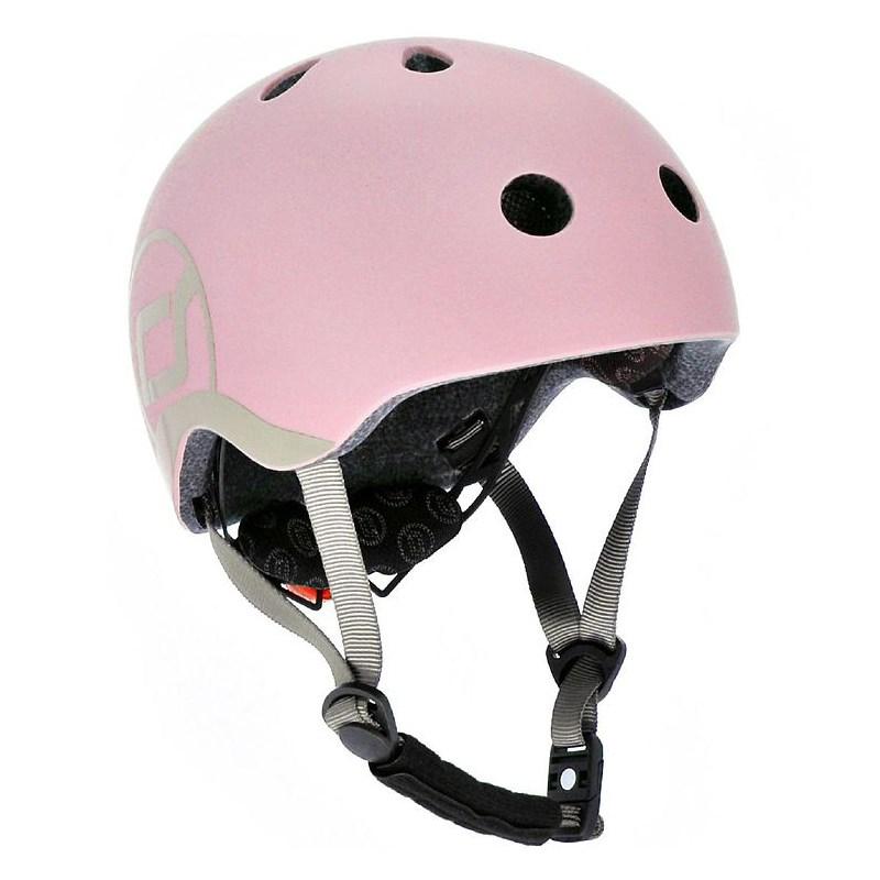 Scoot and Ride Highway - Cykelhjelm - rose