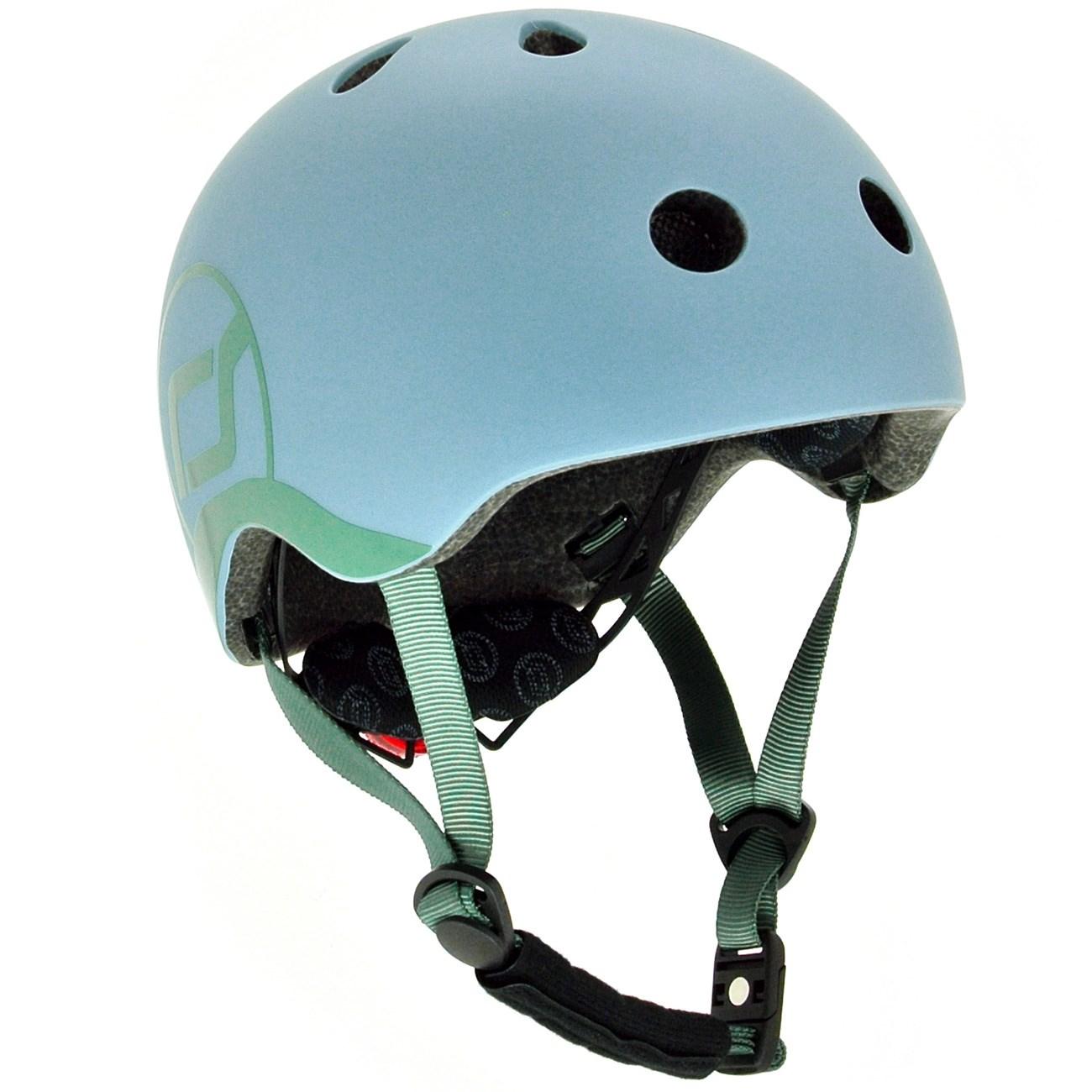 Scoot and Ride Highway - Cykelhjelm - steel