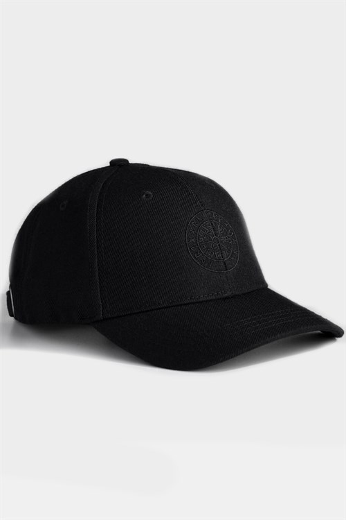 Northern Legacy Cap Black/Black