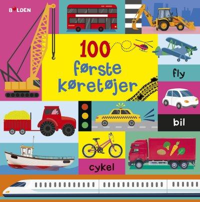 100 Første Køretøjer - Bog