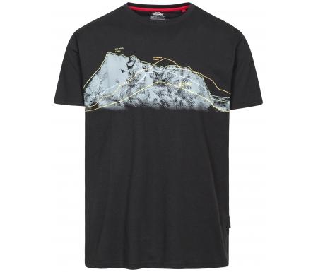 Trespass Cashing - T-Shirt quick dry - Sort