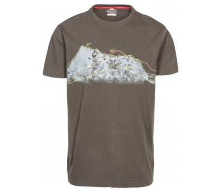 Trespass Cashing - T-Shirt quick dry - Khaki