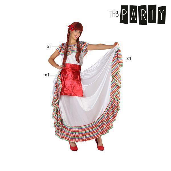 Kostume til voksne Mexicansk kvinde