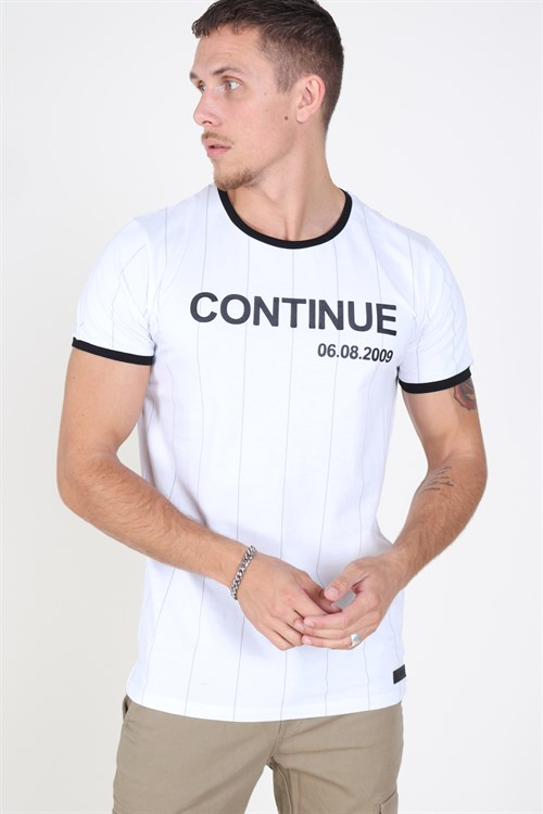 Just Junkies Rental T-shirt White