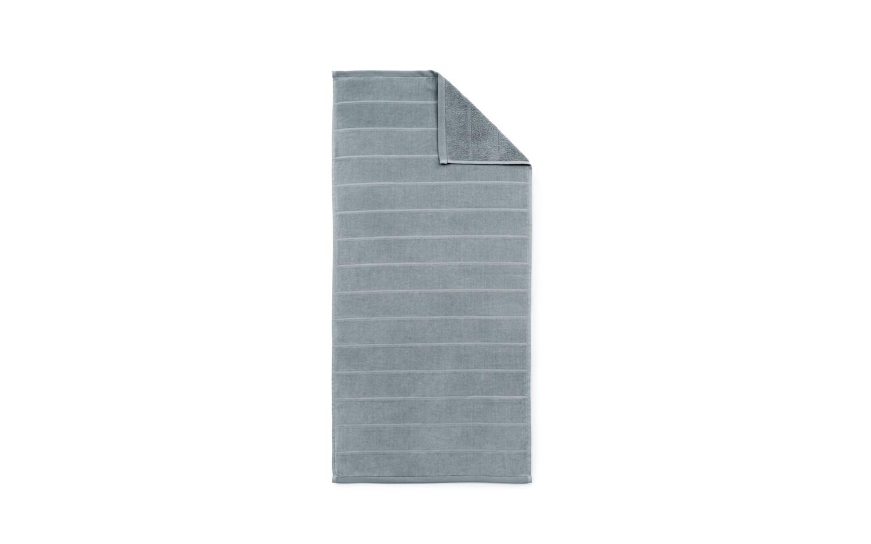Normann Copenhagen - Imprint håndklæde - Stripe grå - 70x140