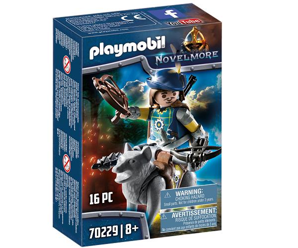 Armbrøstskytte med ulv - PL70229 - PLAYMOBIL Knights