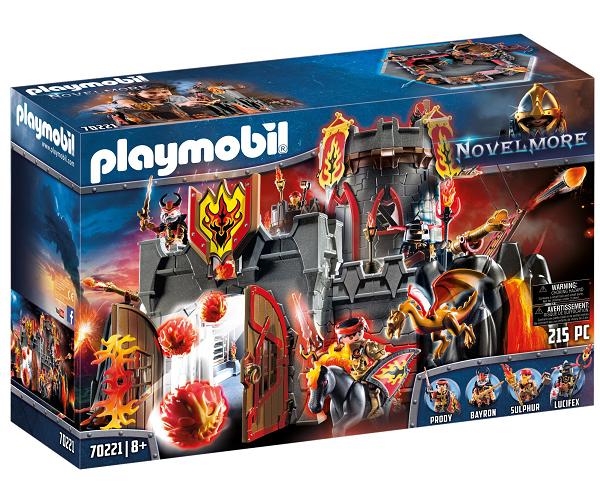 Flammefæstning - PL70221 - PLAYMOBIL Knights