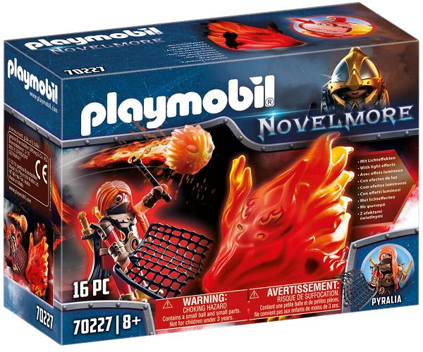Ildvogter med spøgelse - PL70227 - PLAYMOBIL Knights