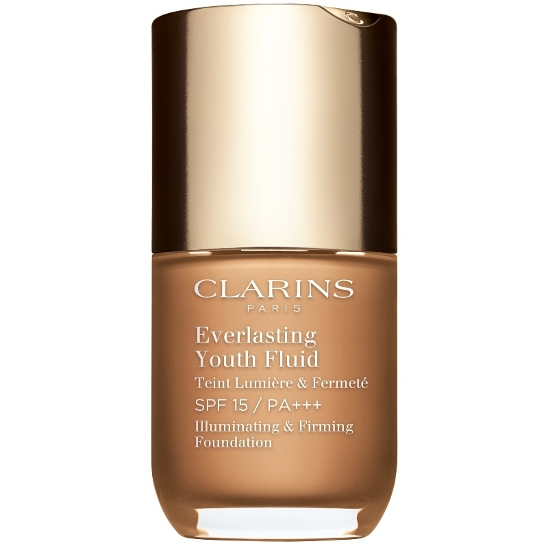 Clarins Everlasting Youth Fluid Foundation SPF15 30 ml - 114 Cappucino