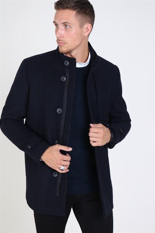 Tailored & Originals Magee Jakke Black