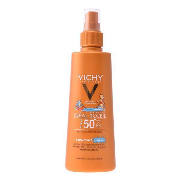 Solcreme spray Ideal Soleil Vichy Spf 50 (200 ml)