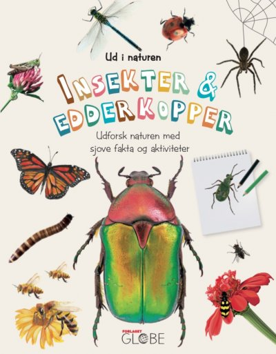 Insekter Og Edderkopper - Bog