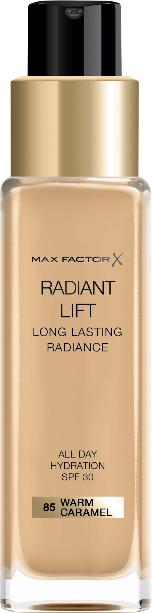 Max Factor Foundation - Radiant Lift Long Lasting Radiance - 085 Warm Cashmere