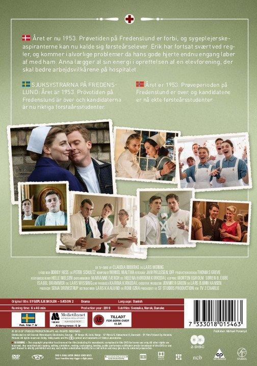 Sygeplejeskolen - Sæson 2 - TV2 Charlie - DVD