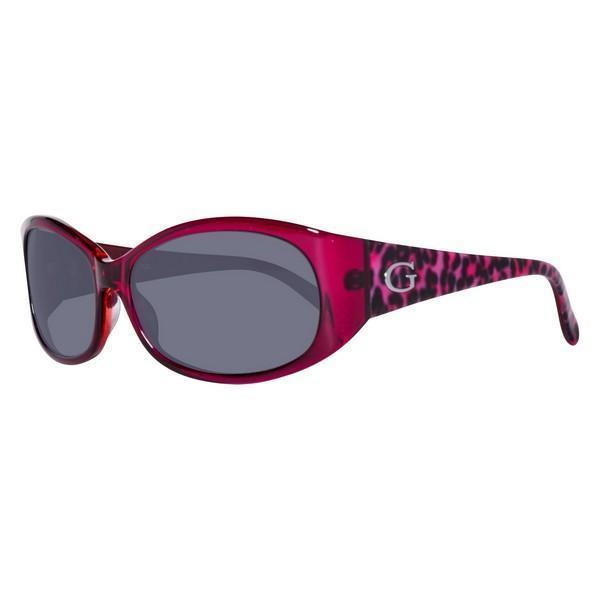 Solbriller til kvinder Guess GU7377-58F63