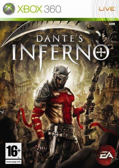 Dante's Inferno - Nordisk - Xbox 360