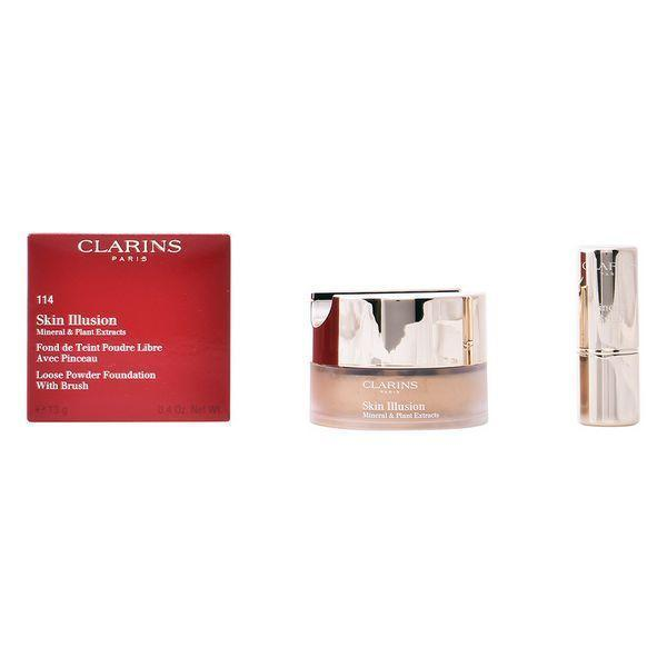 Pulver makeup Clarins 71696