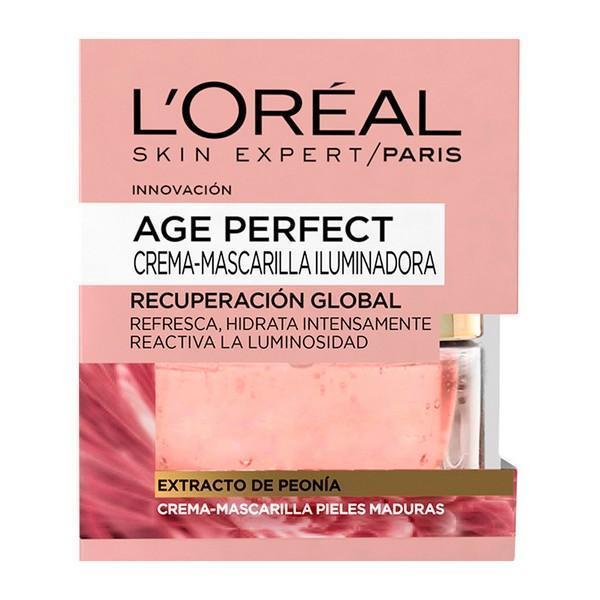 Illuminator Maske Age Perfect L'Oreal Make Up (50 ml)
